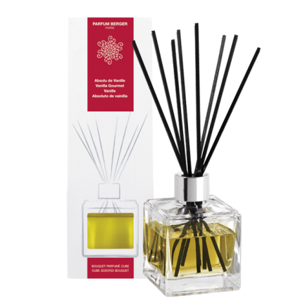 Lampe-Berger-bouquet-parfume-cube-vanille-gourmet